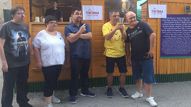 Abilinrete Lavoro disabili Monza Brianza Tikitaka parco tittoni