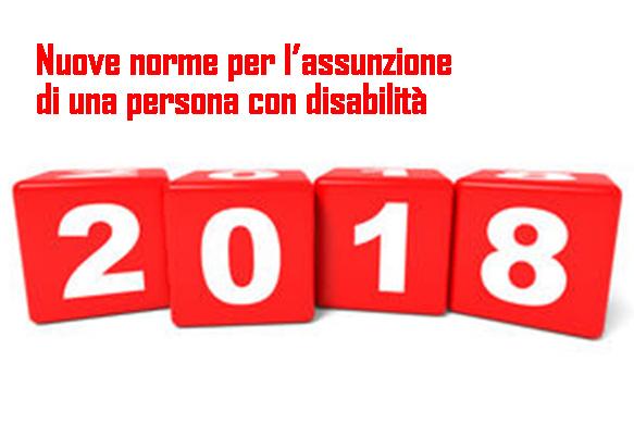 norme assunzione persone con disabilità
