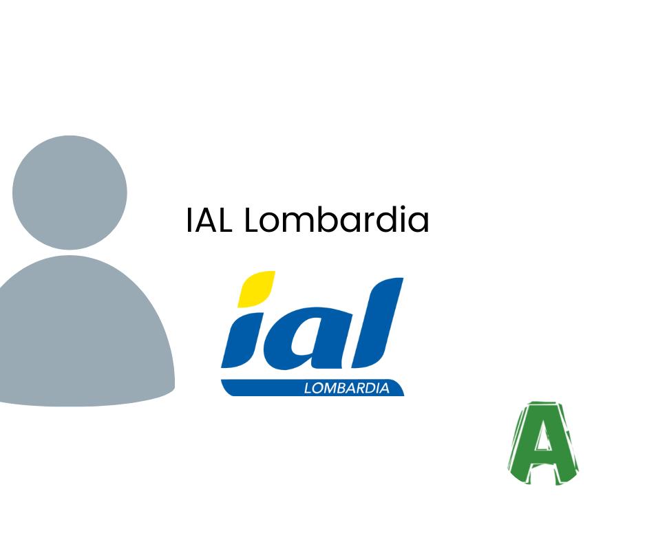 Presentazione IAL Lombardia